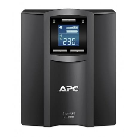 APC SMC1000IC Smart-UPS C 1000VA LCD 230V with SmartConnect