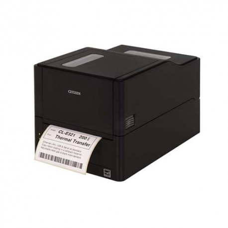 Citizen CL-E321 Label Barcode Printer 203 dpi USB Black
