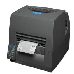 Citizen CL-S631 Label Barcode Printer 300 dpi USB Black