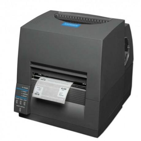 Citizen CL-S631 Label Barcode Printer 300 dpi USB Black