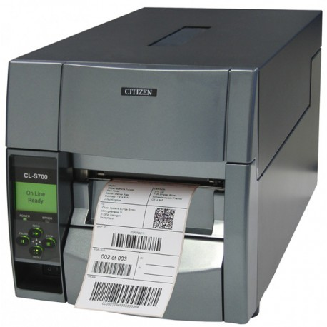 Citizen CL-S700 Industrial Barcode Printer