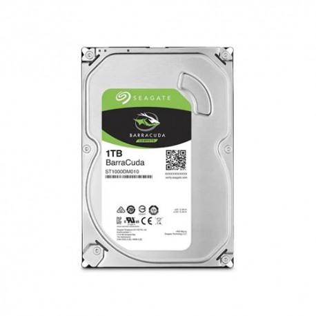 Seagate BarraCuda 1TB SATA3 Hard Disk Internal 3.5inch