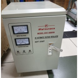 Stabilizer Matsunaga 5000W Made In China