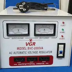VGR SVC-2000VA Stabilizer Made In China