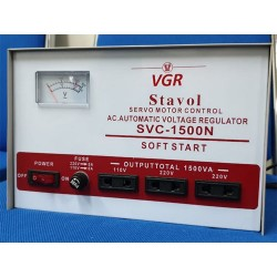 VGR SVC-1500N Stabilizer Made In China