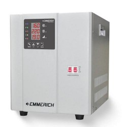 Emmerich ALL NEW iDVM 3-ST Stabilizer 3000VA