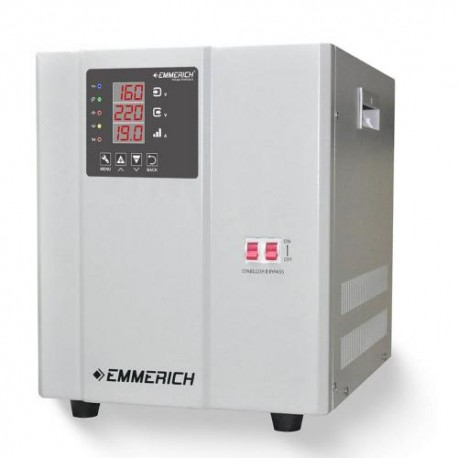 Emmerich ALL NEW iDVM 5-ST Stabilizer 5000VA