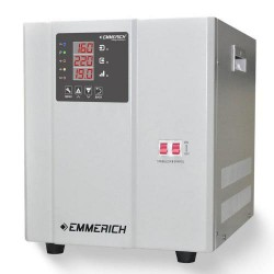 Emmerich ALL NEW iDVM 7.5-ST Stabilizer 7500VA