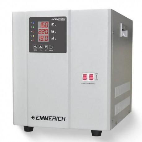 Emmerich ALL NEW iDVM 7.5-ST Stabilizer 7500VA
