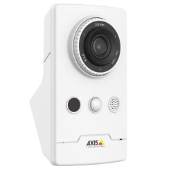 AXIS M1065-L Network Camera Full-featured HDTV 1080p camera with PoE and Edge Storage