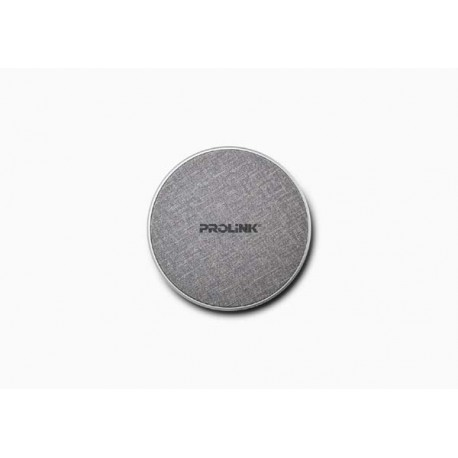 PROLiNK PQC1005 10W Qi Wireless Charging Pad Silver