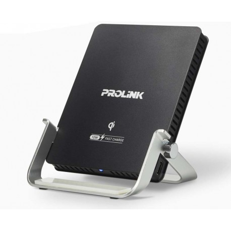 PROLiNK PQC1002 10W Qi Wireless Charging Stand