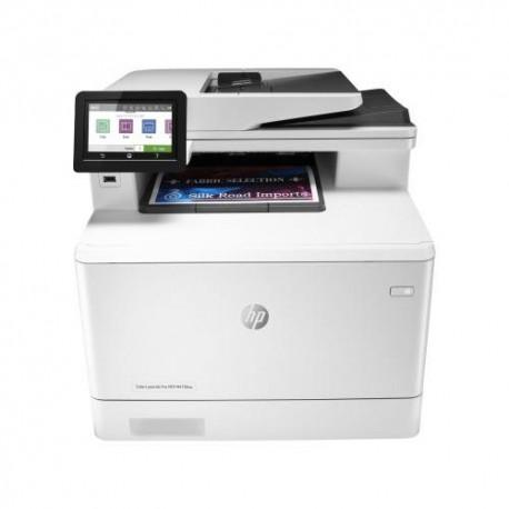 HP Color LaserJet Pro MFP M479fdw (W1A80A)
