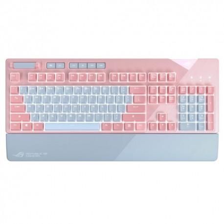 ASUS ROG Strix Flare PNK LTD Mechanical Gaming Keyboard