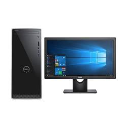 Dell Inspiron 3670 Dekstop PC Intel Core i3-9100 19.5 Inch Windows 10 Pro