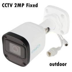 Uniarch IPC-B112-PF40 2MP Mini Fixed Bullet Network Camera