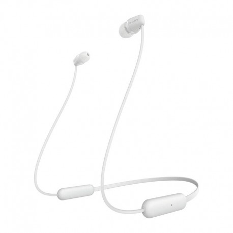 Sony WI-C200 Wireless In-Ear Headphones White