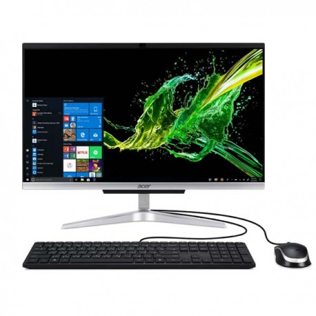 "Acer Aspire C22-960 All In One PC Core i3-10110U 4GB 1TB 21.5"" Win10"