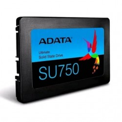 Adata Ultimate SU750 256GB 3D NAND Internal SSD Drive 2.5 Inch SATA III