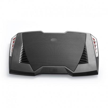 """DeepCool M6 14cm Fan Laptop Coolers, 2.1 Speaker System upto 17"""""""