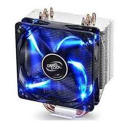 DeepCool Gammaxx 400 V2 Blue / Red 12CM Univ Socket CPU Air Coolers