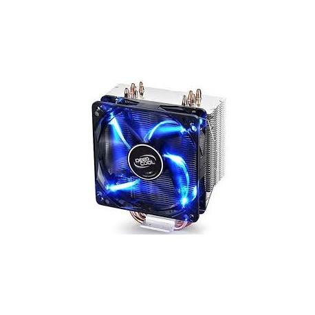 DeepCool Gammaxx 400 V2 Blue / Red 12CM Univ Socket CPU Air Coolers