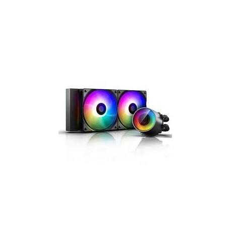 DeepCool Castle 240 RGB V2 CPU Liquid Coolers