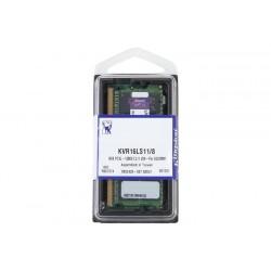 Kingston 8GB 1600MHz DDR3L PC3-12800 1.35V Non-ECC CL11 SODIMM (KVR16LS11/8)