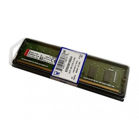 Kingston 4GB 2666MHz DDR4 Longdimm Non-ECC CL19 DIMM 1Rx16 (KVR26N19S6/4)