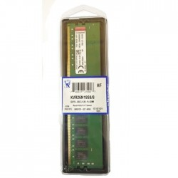Kingston 8GB 1Rx8 1G x 64-Bit PC4-2666 Longdimm Non-ECC CL19 288-Pin DIMM (KVR26N19S8/8)