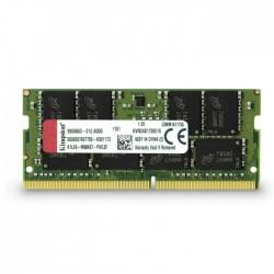 Kingston 16GB 2400MHz DDR4 Non-ECC CL17 SODIMM 2Rx8 (KVR24S17D8/16)
