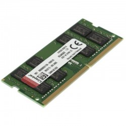 Kingston 16GB 2666MHz DDR4 Non-ECC CL19 SODIMM 2Rx8 (KVR26S19D8/16)
