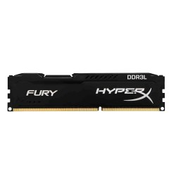 Kingston 8GB 1600MHz DDR3L CL10 DIMM 1.35V HyperX FURY Black (HX316LC10FB/8)
