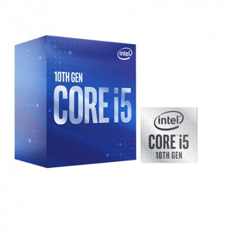 Prosesor Intel® Core™ i5-10400 Processor (12M Cache, up to 4.30 GHz)