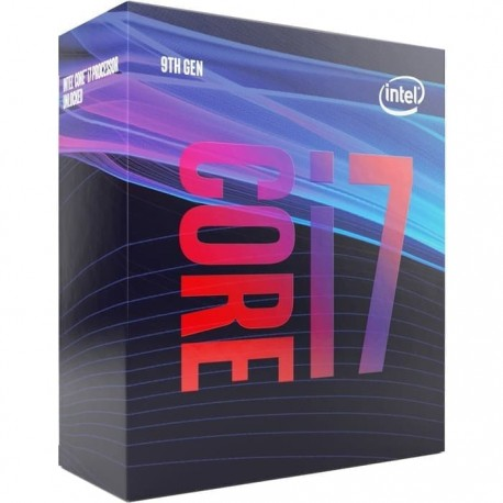 Prosesor Intel® Core™ i7-9700 Processor (12M Cache, up to 4.70 GHz)