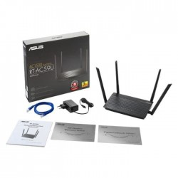 Asus RT-AC59U Dual-Band Wireless-AC1500 Router With 10/100/1000 BaseT Speed