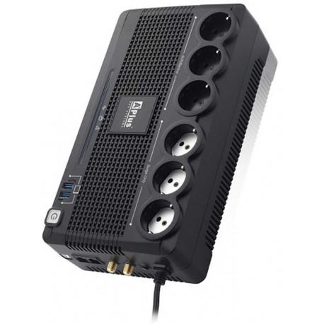 Mikrotik Plus3E-US800G 800VA/480W Line Interactive UPS