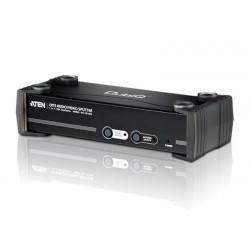 ATEN VS1504 4-Port Cat 5 Audio/ Video Splitter