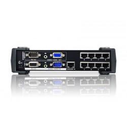 ATEN VS1508 8-Port Cat 5 Audio/ Video Splitter