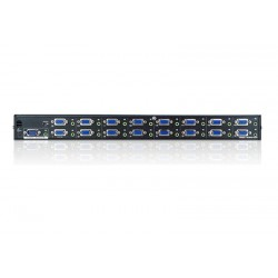 ATEN VS0116 16-Port Video Splitter with Audio