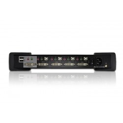 ATEN CS1184 4-port USB DVI Secure KVM Switch