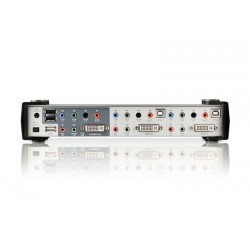 ATEN CS1782 2-Port USB 2.0 DVI KVMP™ Switch
