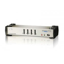 ATEN CS1784 4-Port USB 2.0 DVI KVMP Switch