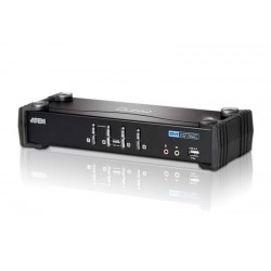 ATEN CS1764A USB 2.0 DVI KVMP™ Switch