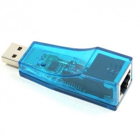 USB to LAN Converter Ethernet 10/100 Network Adapter Card
