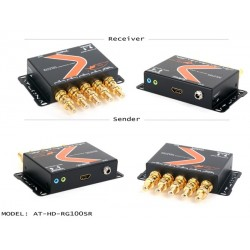 HDMI Extender over 5-Wire up to 330ft