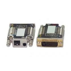 DVI Fiber Optic Extender Single Link