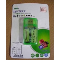 Card reader bytecc usb