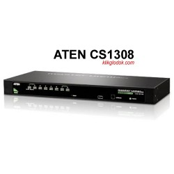 ATEN CS1308 8-Port PS/2 - USB KVM Switch