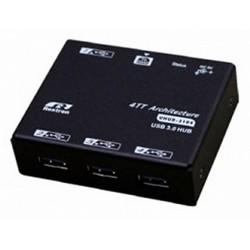 Rextron UHUB-3104 USB 3.0 Hub High Speed